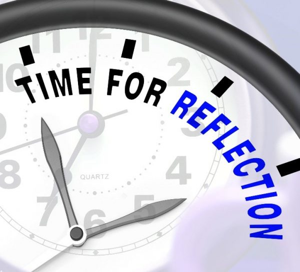 eccoConsultants blog on the power of reflection